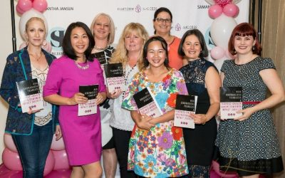 Women Business Society book launch