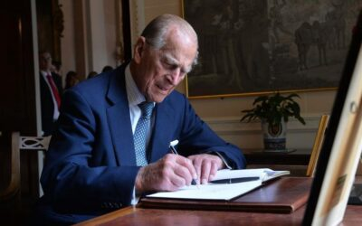 How working for Prince Philip made me a better editor.